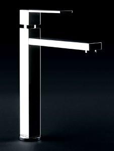 Gessi Rettangolo Tall Sink Mixer