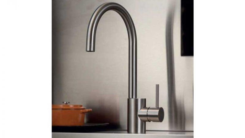 Stainless Steel Kitchen Mixers